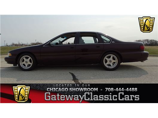 1995 Chevrolet Impala for sale in Crete, Illinois 60417