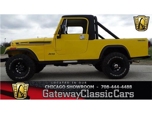1985 Jeep CJ8 for sale in Crete, Illinois 60417