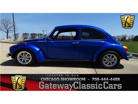 1973 Volkswagen Super Beetle for sale in Crete, Illinois 60417