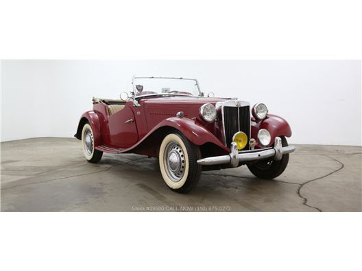 1952 MG TD for sale in Los Angeles, California 90063