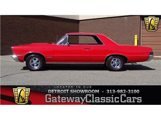 1965 Pontiac GTO for sale in Dearborn, Michigan 48120