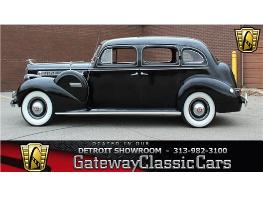 1940 Packard Super Eight 160 for sale in Dearborn, Michigan 48120