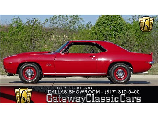 1969 Chevrolet Camaro for sale in DFW Airport, Texas 76051