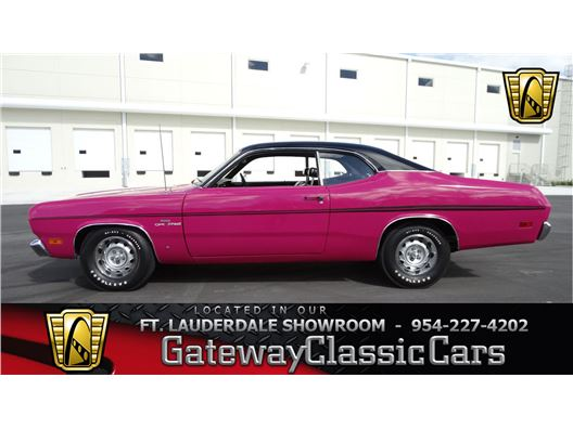 1970 Plymouth Duster for sale in Coral Springs, Florida 33065