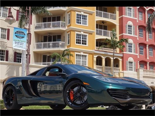 2012 McLaren MP4-12C Coupe for sale in Naples, Florida 34104