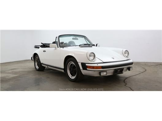 1983 Porsche 911SC for sale in Los Angeles, California 90063