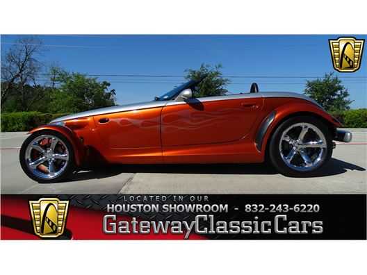 1999 Plymouth Prowler for sale in Houston, Texas 77090
