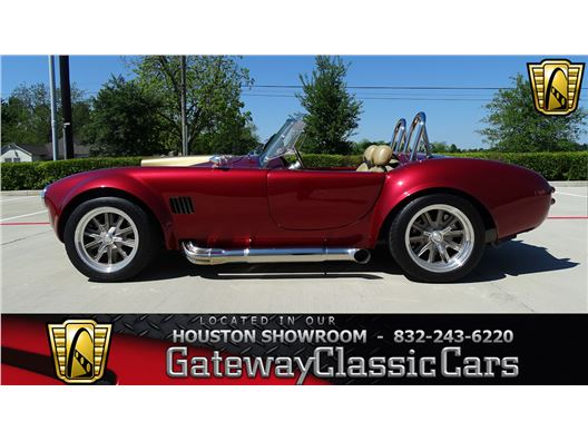 1965 AC Cobra for sale in Houston, Texas 77090
