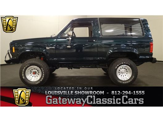 1988 Ford Bronco for sale in Memphis, Indiana 47143