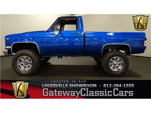 1986 Chevrolet K10 for sale in Memphis, Indiana 47143