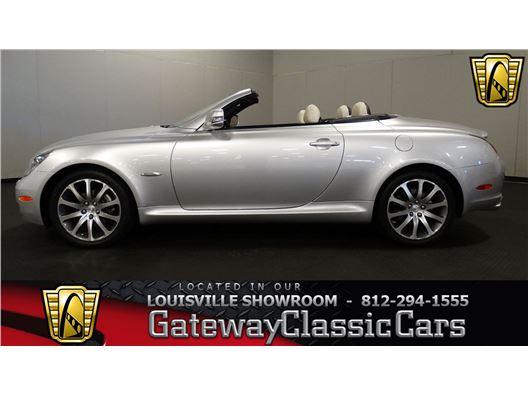 2009 Lexus SC for sale in Memphis, Indiana 47143