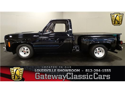 1979 Chevrolet C10 Silverado for sale in Memphis, Indiana 47143