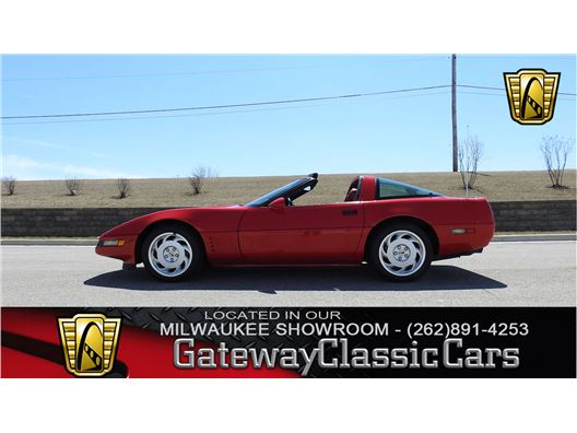 1992 Chevrolet Corvette for sale in Kenosha, Wisconsin 53144