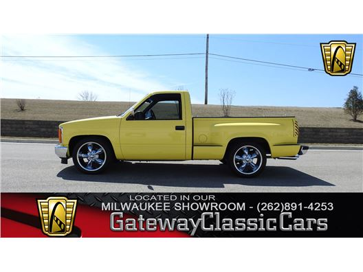 1989 GMC Sierra for sale in Kenosha, Wisconsin 53144