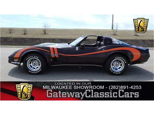 1980 Chevrolet Corvette for sale in Kenosha, Wisconsin 53144