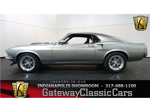 1969 Ford Mustang for sale in Indianapolis, Indiana 46268