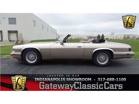 1994 Jaguar XJS for sale in Indianapolis, Indiana 46268