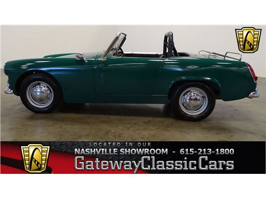 1962 Austin-Healey Sprite for sale in La Vergne
