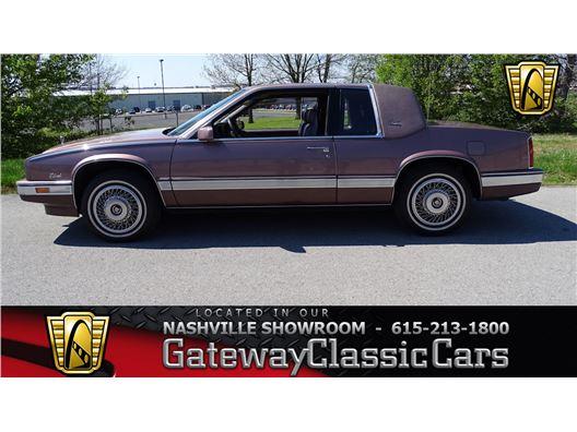 1989 Cadillac Eldorado for sale in La Vergne