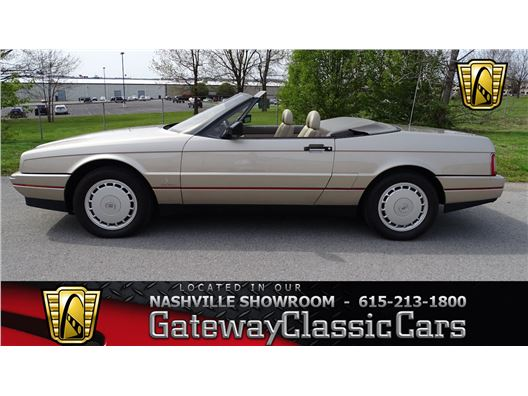 1992 Cadillac Allante for sale in La Vergne