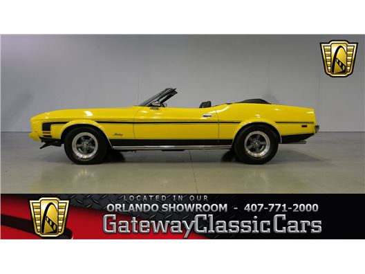 1973 Ford Mustang for sale in Lake Mary, Florida 32746
