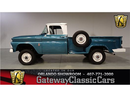 1963 Chevrolet K10 for sale in Lake Mary, Florida 32746