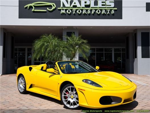 2005 Ferrari F430 Spider for sale in Naples, Florida 34104