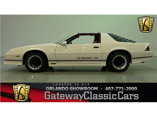 1989 Chevrolet Camaro for sale in Lake Mary, Florida 32746