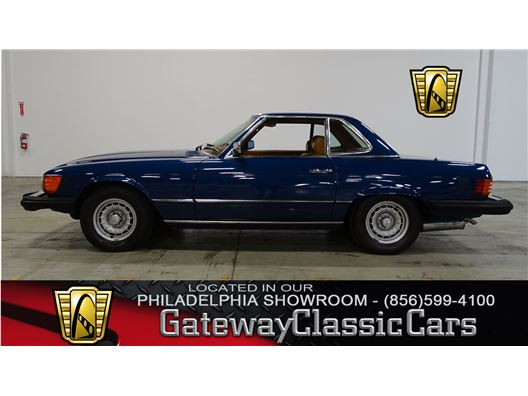 1978 Mercedes-Benz 450SL for sale in West Deptford, New Jersey 8066