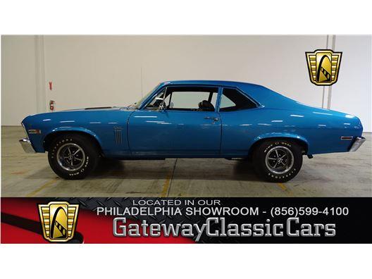 1969 Chevrolet Nova for sale in West Deptford, New Jersey 8066