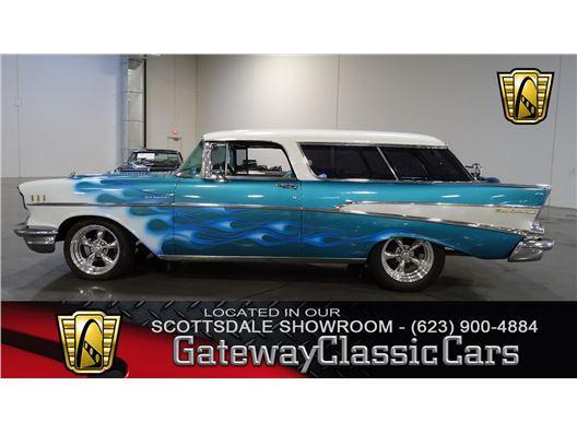 1957 Chevrolet Nomad for sale in Deer Valley, Arizona 85027