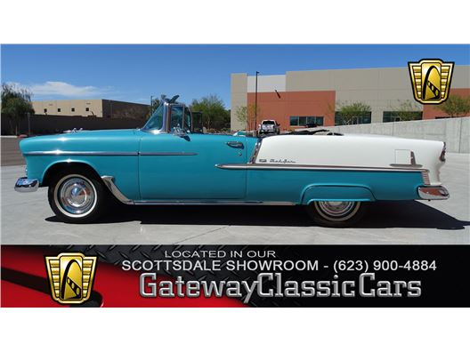 1955 Chevrolet Bel Air for sale in Deer Valley, Arizona 85027