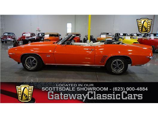 1969 Chevrolet Camaro for sale in Deer Valley, Arizona 85027