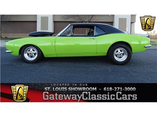 1967 Chevrolet Camaro for sale in OFallon, Illinois 62269