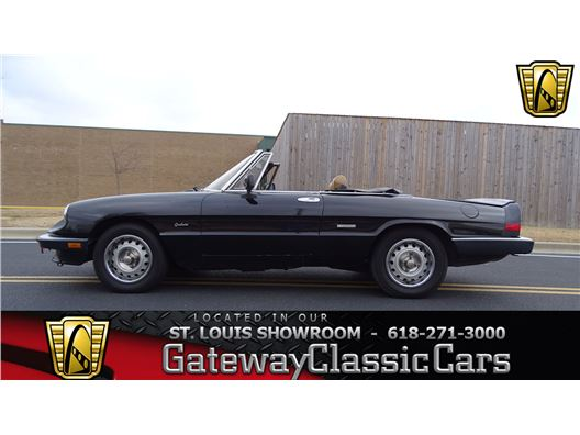1987 Alfa Romeo Spider for sale in OFallon, Illinois 62269