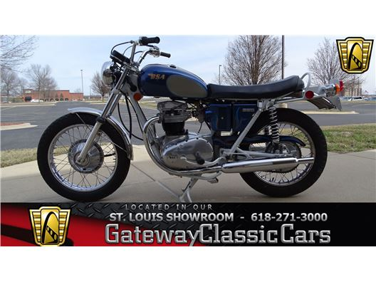 1971 BSA Thunderbolt for sale in OFallon, Illinois 62269