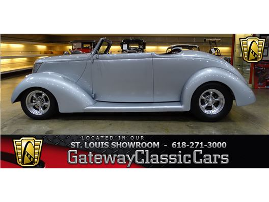 1937 Ford Cabriolet for sale in OFallon, Illinois 62269