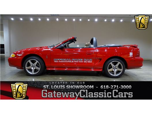 1994 Ford Mustang for sale in OFallon, Illinois 62269