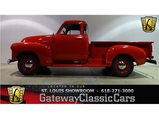 1952 Chevrolet Pickup for sale in OFallon, Illinois 62269