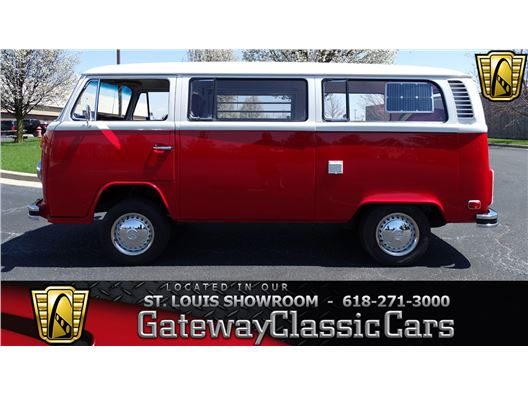 1974 Volkswagen Weekender for sale in OFallon, Illinois 62269