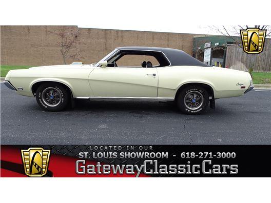 1969 Mercury Cougar for sale in OFallon, Illinois 62269