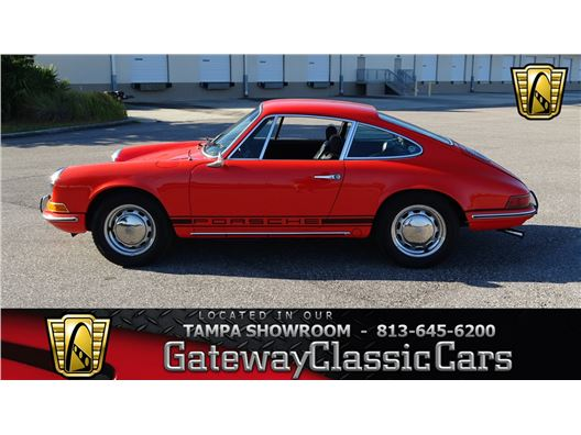 1969 Porsche 912 for sale in Ruskin, Florida 33570