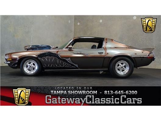1972 Chevrolet Camaro for sale in Ruskin, Florida 33570