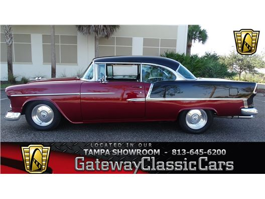 1955 Chevrolet Bel Air for sale in Ruskin, Florida 33570