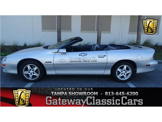 1998 Chevrolet Camaro for sale in Ruskin, Florida 33570