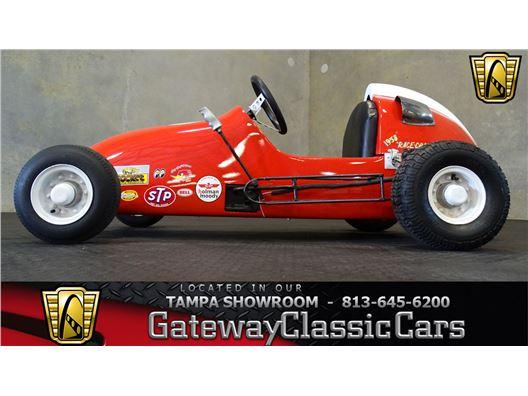 1958 Race Craft 1/4 Midget for sale in Ruskin, Florida 33570