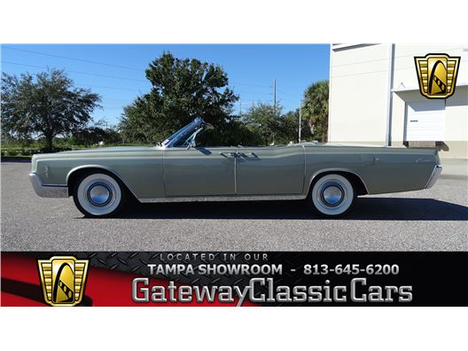 1966 Lincoln Continental for sale in Ruskin, Florida 33570