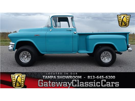 1956 GMC 100 for sale in Ruskin, Florida 33570