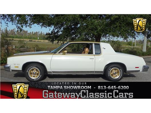 1979 Oldsmobile Cutlass for sale in Ruskin, Florida 33570