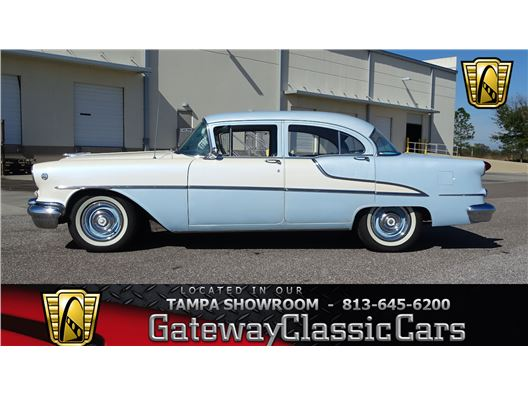 1955 Oldsmobile Super 88 for sale in Ruskin, Florida 33570